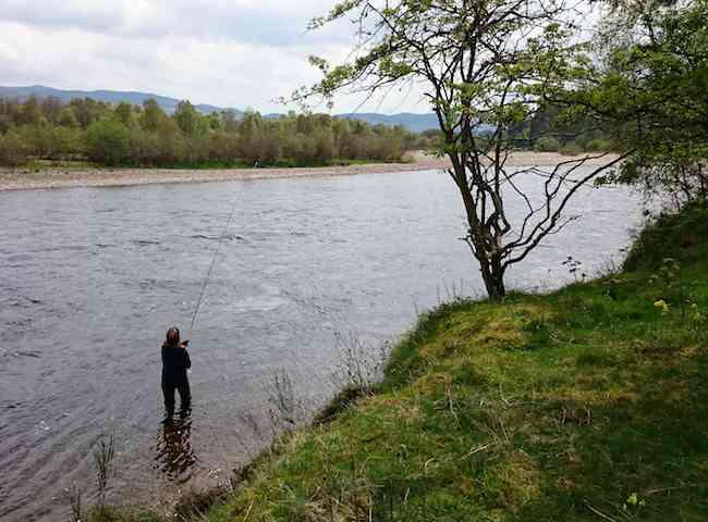 Scotland Has It All When It Comes To Salmon Fishing